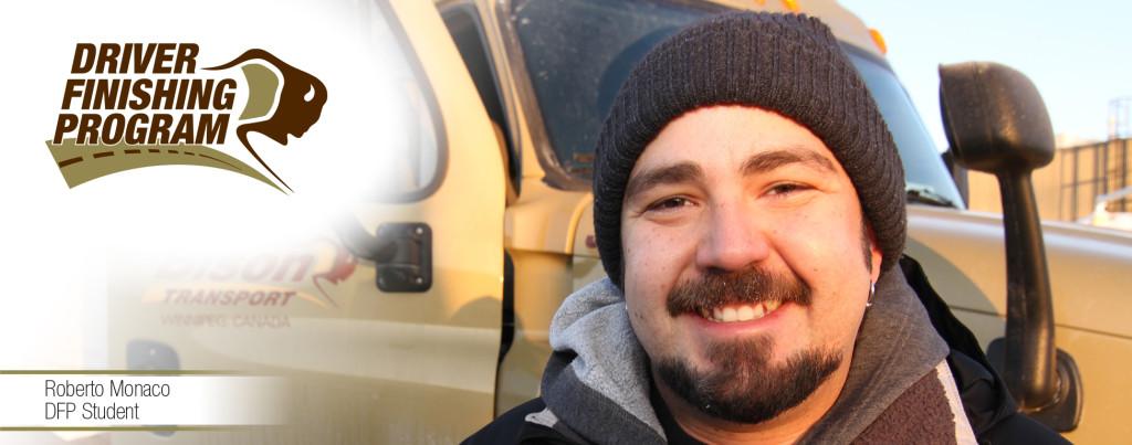 Bison Transport's Driver Finishing Program
