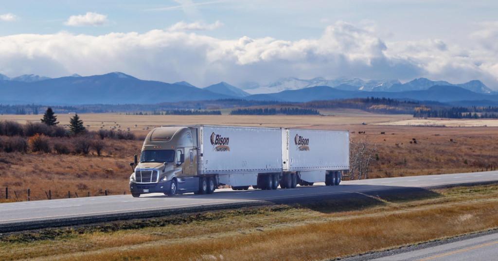 Bison Freightliner Evolution LCV