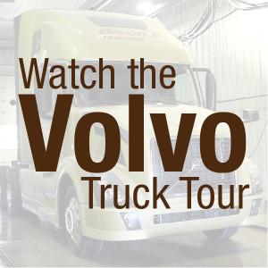 Volvo Truck Tour video