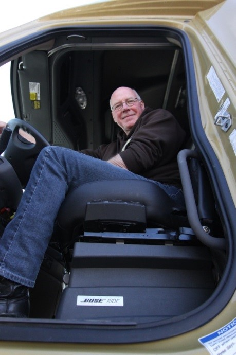 Innovation In Driver Comfort & Safety
