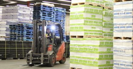 Bison Transport Warehouse
