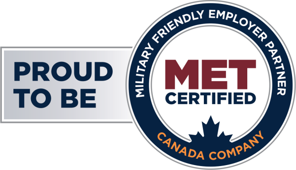 Top Military Friendly Employer Partner Logo