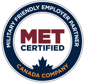 Top Military Friendly Employer Partner Logo