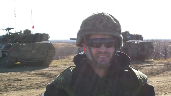 Blair Army pic