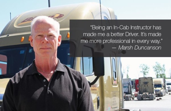 In-Cab Instructors Develop Next Generation Of Safe Drivers