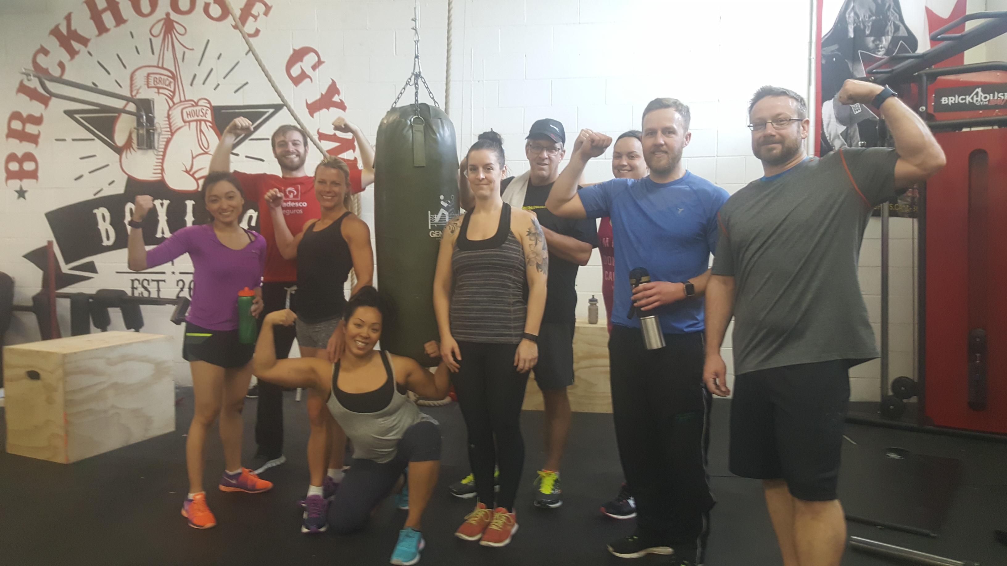 Bison Transport 4DX Health and Wellness Team