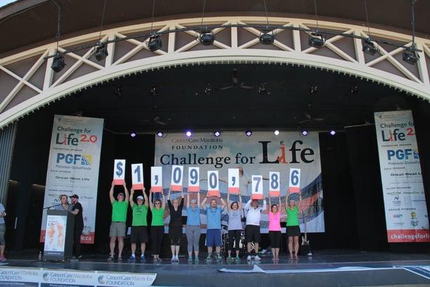 Challenge For Life_Bison