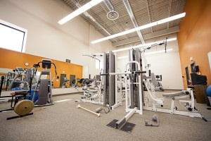 Bison Transport Fitness Facility