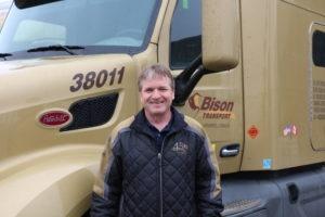 Randy Kuryk Driver of the Year