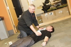 AED Demonstration