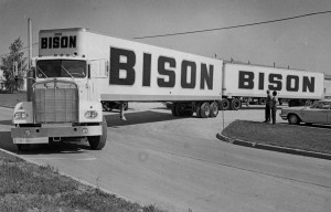 After building a strong service reputation throughout the 1970s and '80s, Bison shifted its focus to safety in the '90s.