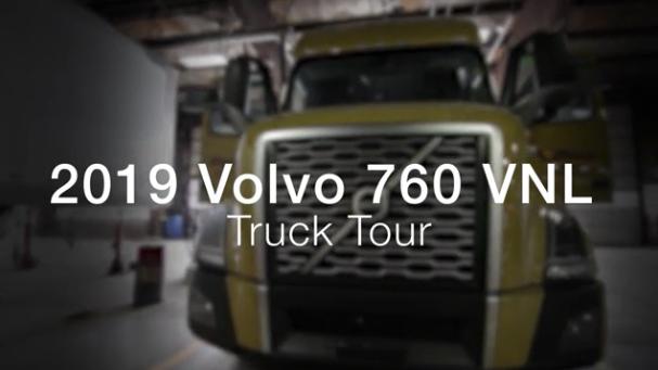 Volvo 760 VNL