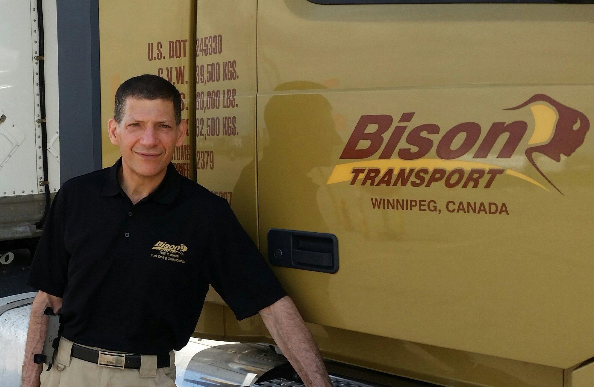 Rob Ruiters, Manager, Regina Terminal