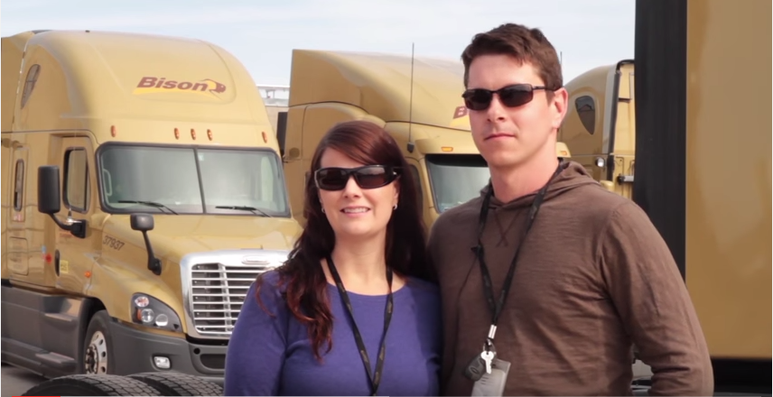What Do Best Friends, Road Trips and Trucking Have in Common? Let Us Tell You....