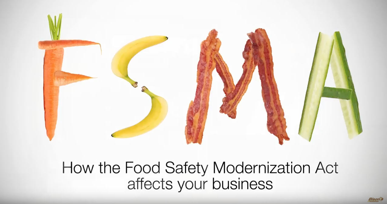 In Detail: The Food Safety Modernization Act and What Shippers Need to Know